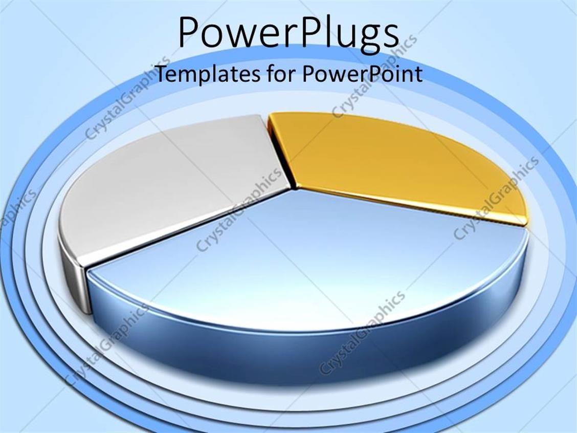 pie chart powerpoint template ceo symbol of ac current industrial, Powerpoint templates