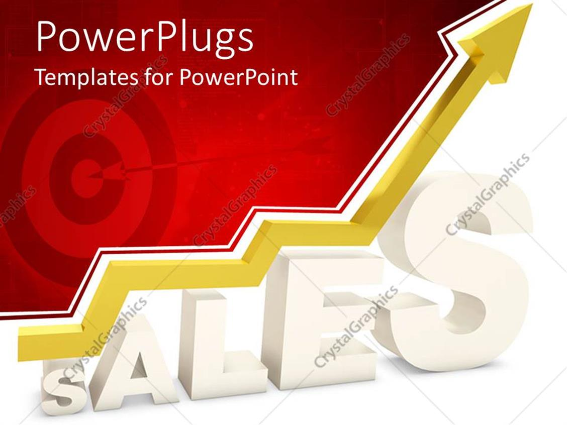 Sales Targets PowerPoint Templates – Sales Presentation Template