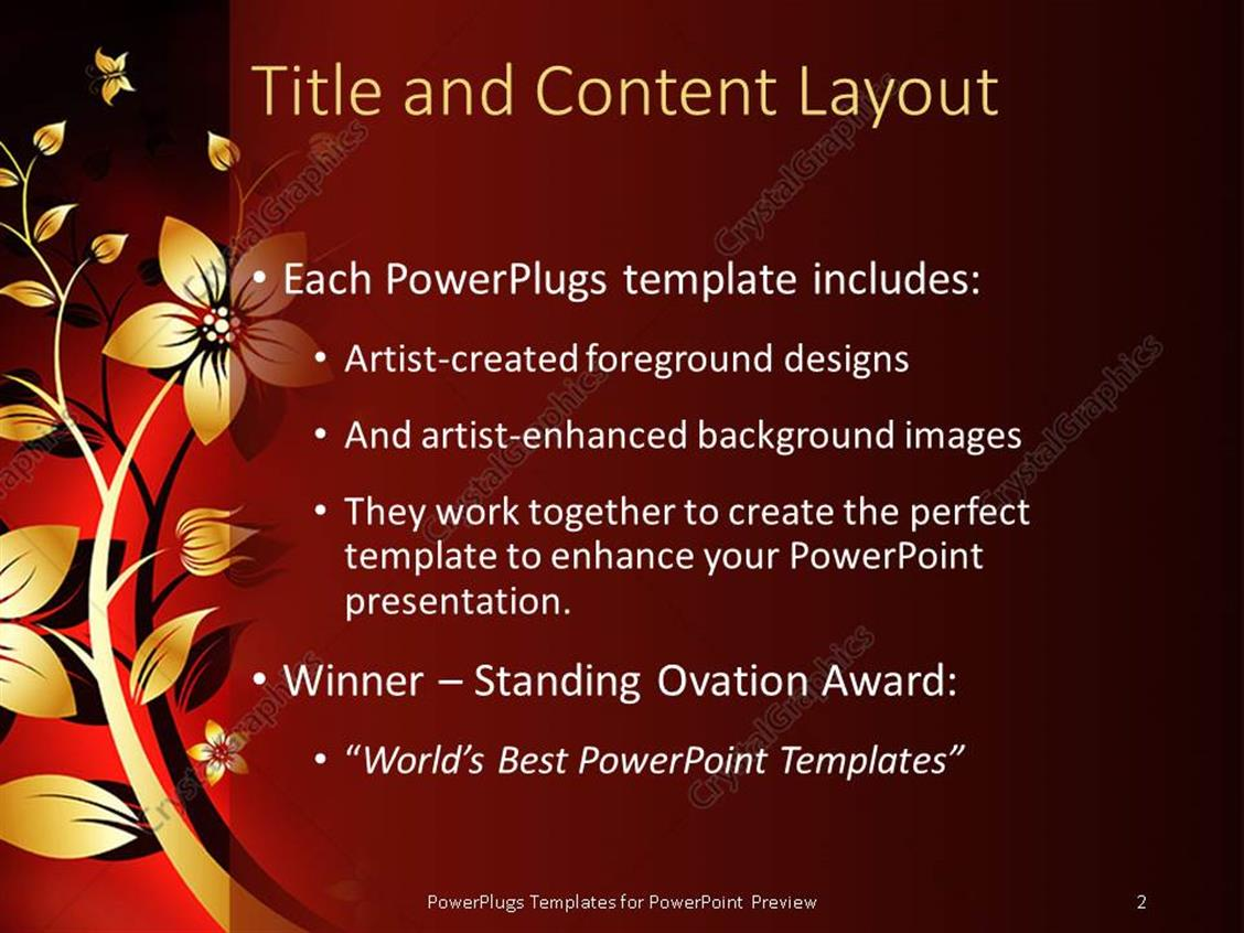 award powerpoint templates crystalgraphics. powerpoint template, Modern powerpoint
