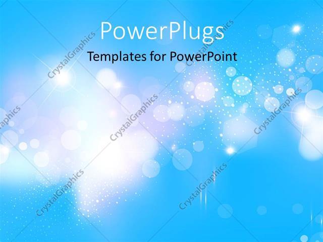 Star Powerpoint Template Mandegarfo