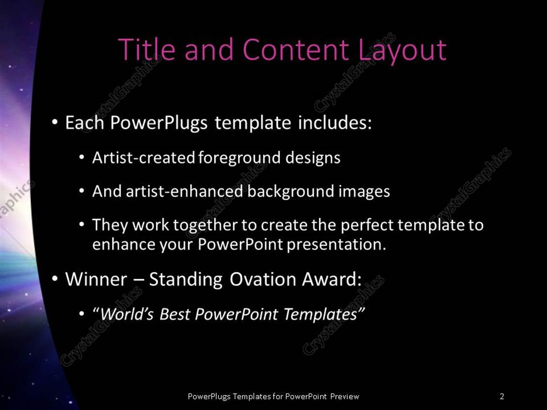 star trek powerpoint template