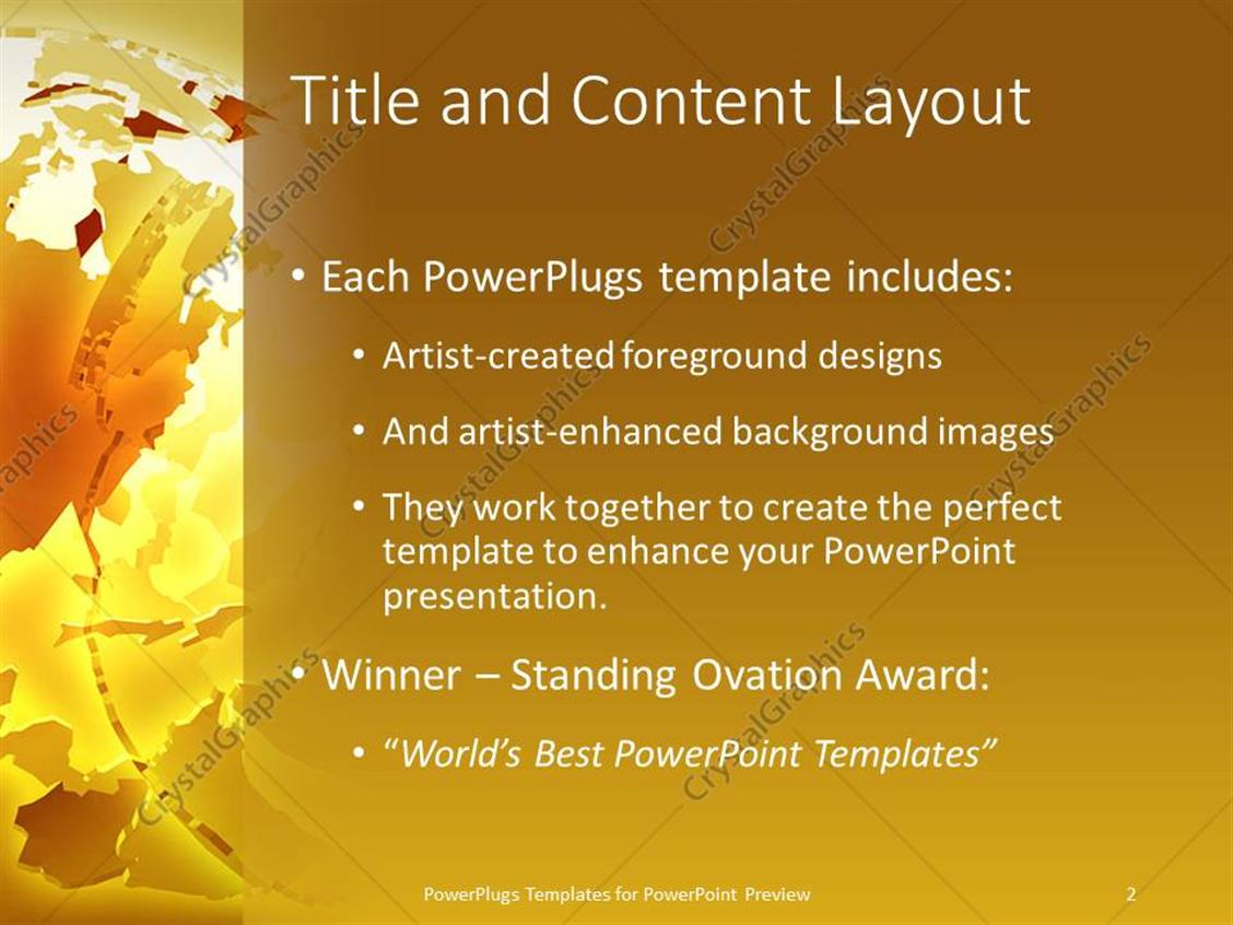 Africa powerpoint template microsoft image collections powerpoint template abstract deconstructed globe on gold powerpoint products templates secure toneelgroepblik image collections toneelgroepblik Gallery