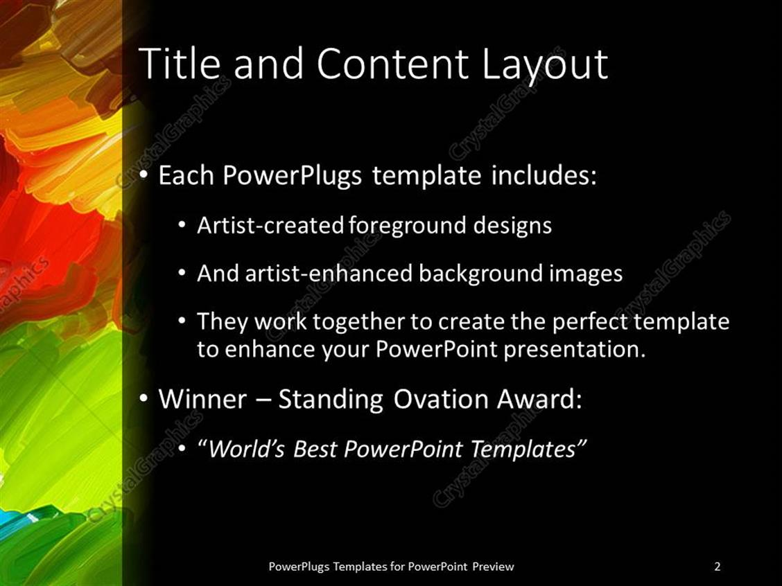 artistic powerpoint templates choice image - templates example, Modern powerpoint