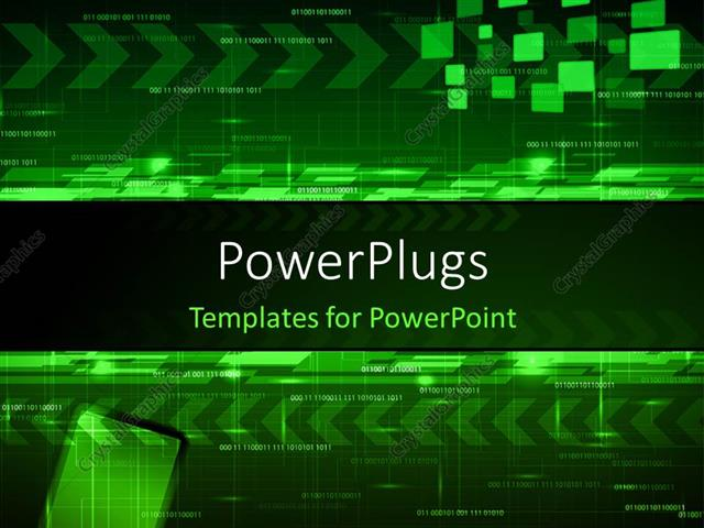 High Tech Powerpoint Template
