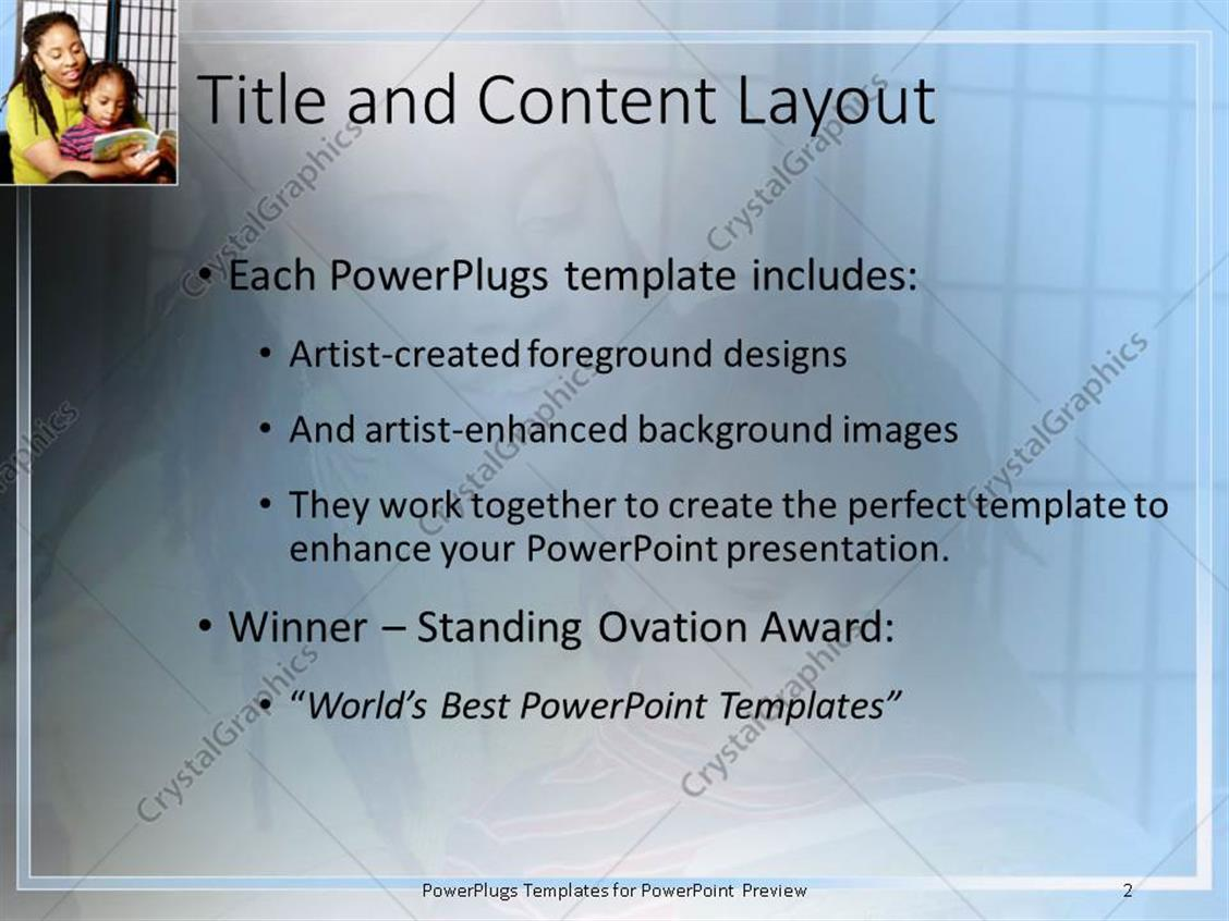 Powerpoint templates african american choice image powerpoint powerpoint template african american mother with kid on her laps powerpoint products templates secure toneelgroepblik choice toneelgroepblik Choice Image