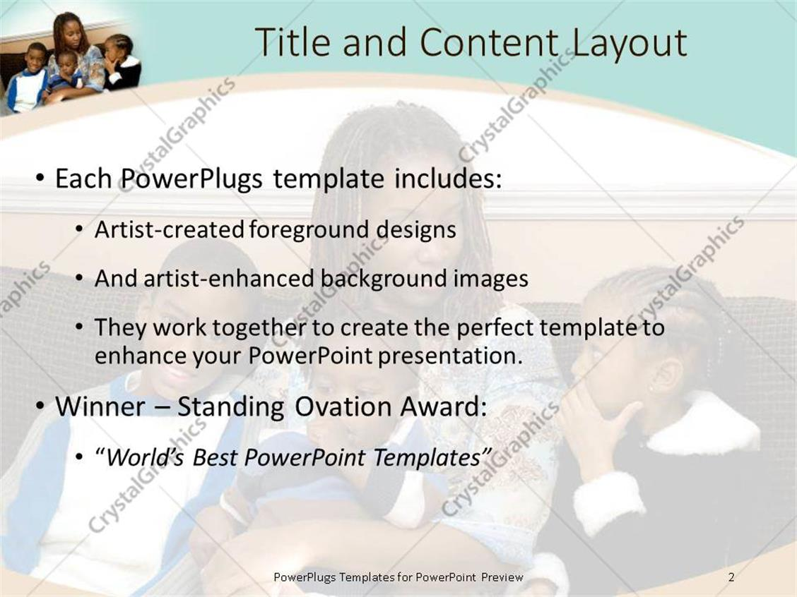 African american powerpoint template choice image powerpoint powerpoint template african american mother with three kids powerpoint products templates secure toneelgroepblik choice image toneelgroepblik Choice Image