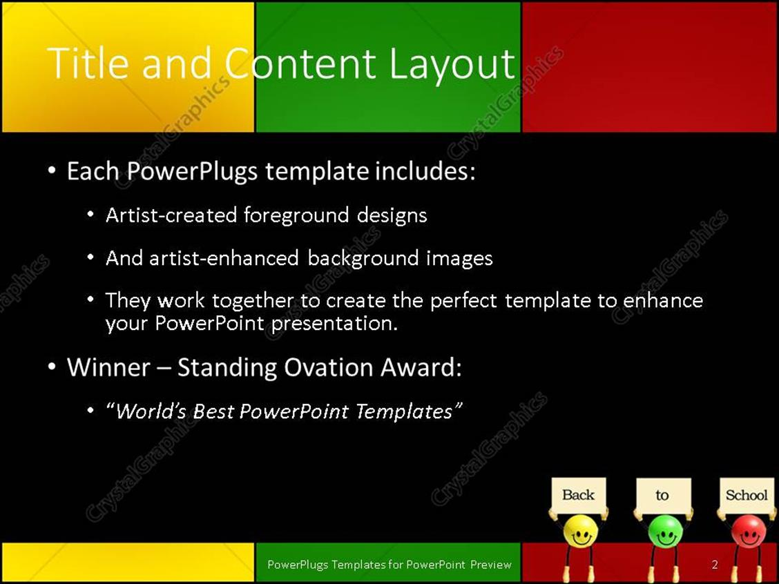 powerpoint templates free download awards images - powerpoint, Modern powerpoint