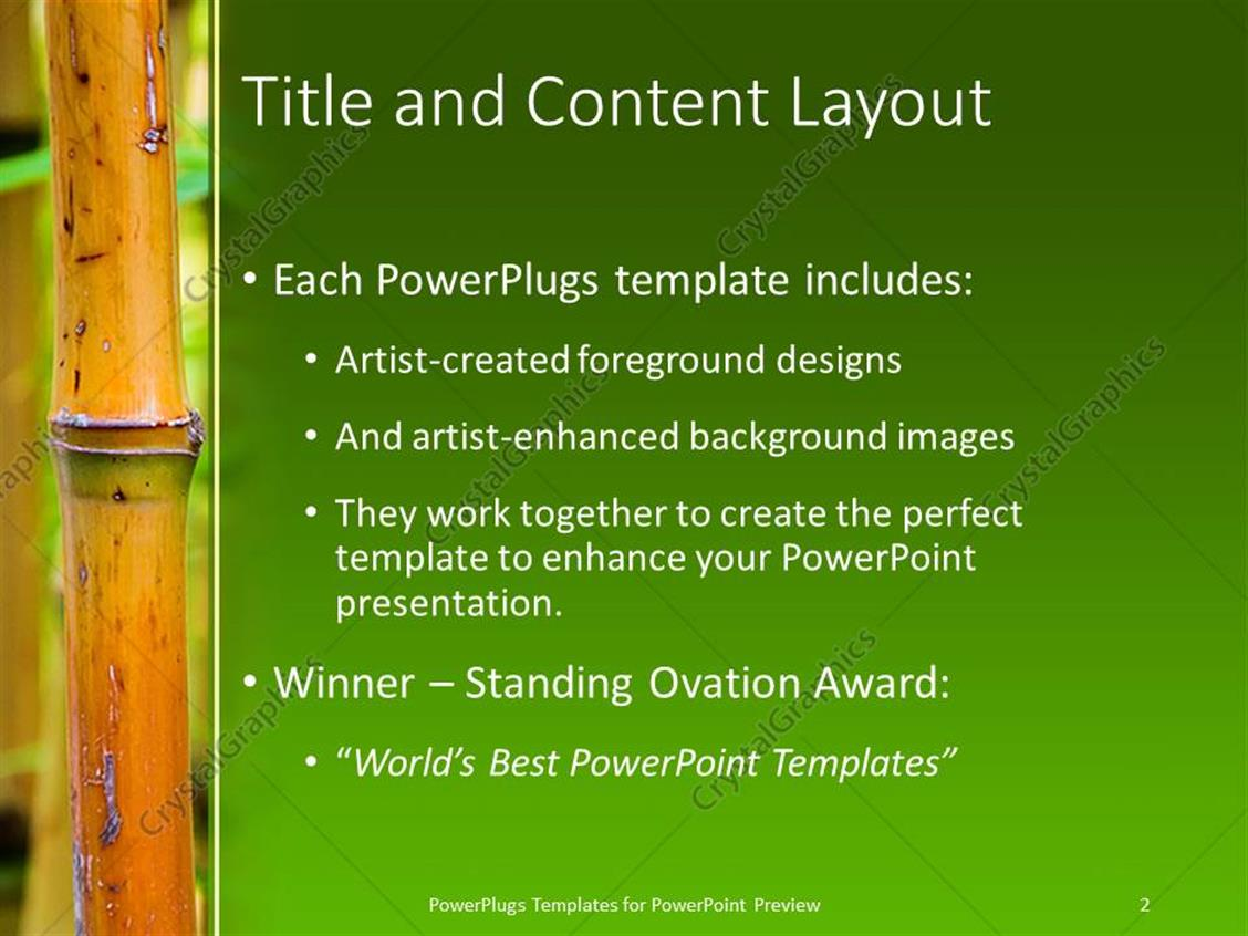 nature powerpoint templates free download images - templates, Powerpoint templates