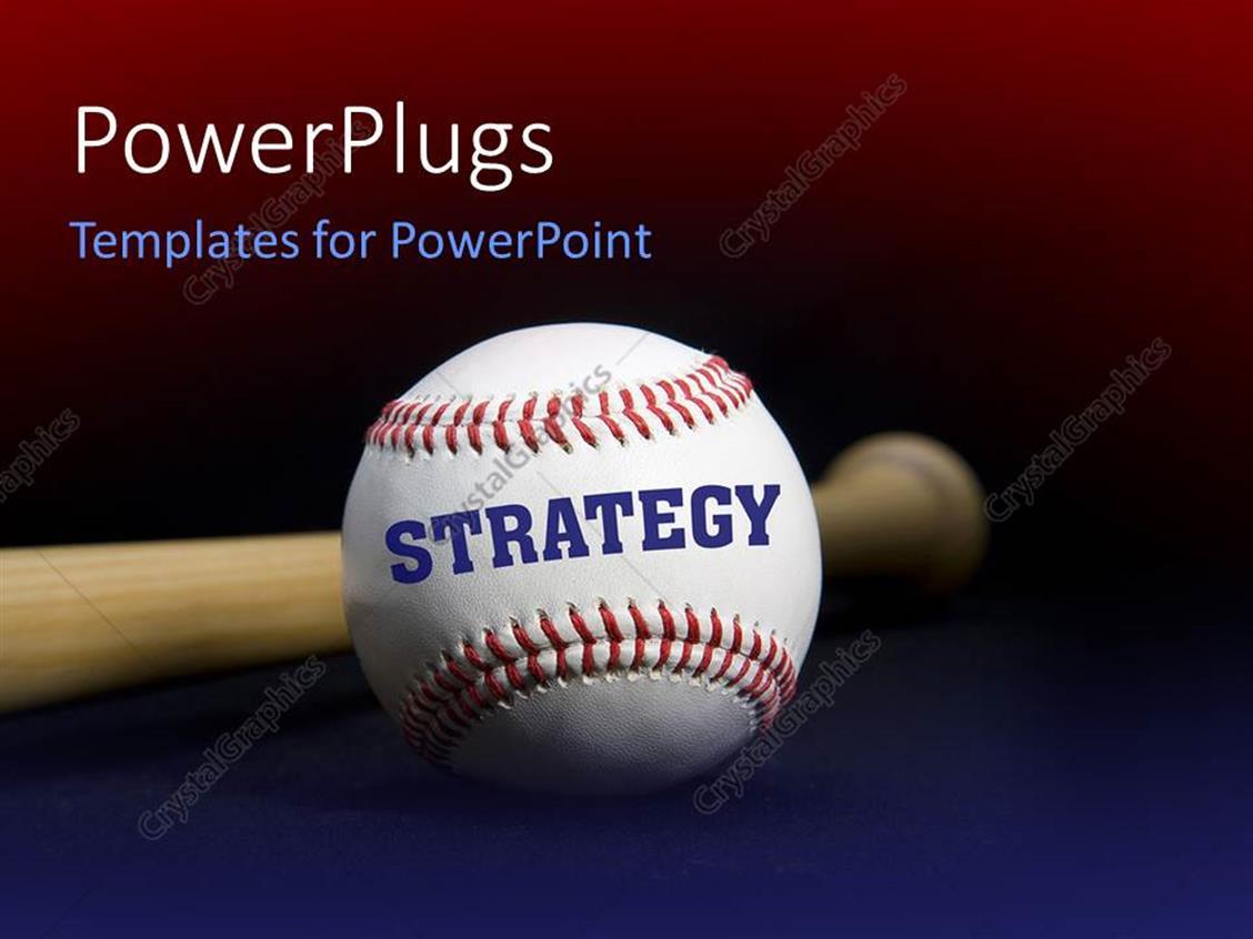 Baseball Powerpoint Template - mandegar.info