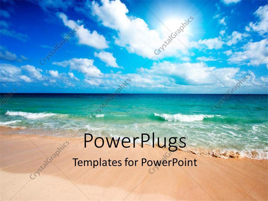 Free beach powerpoint templates eliolera 100 volleyball powerpoint template volleyball sport club toneelgroepblik Gallery