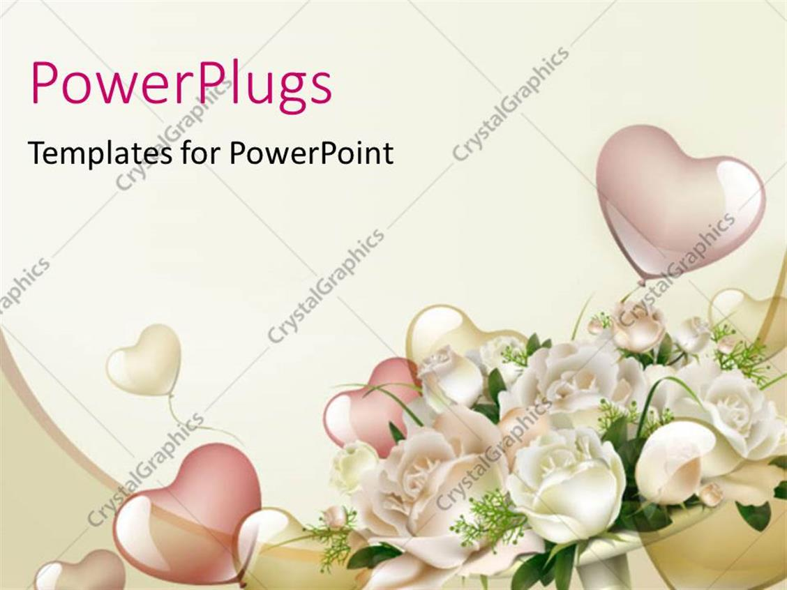Powerpoint Wedding Templates Free