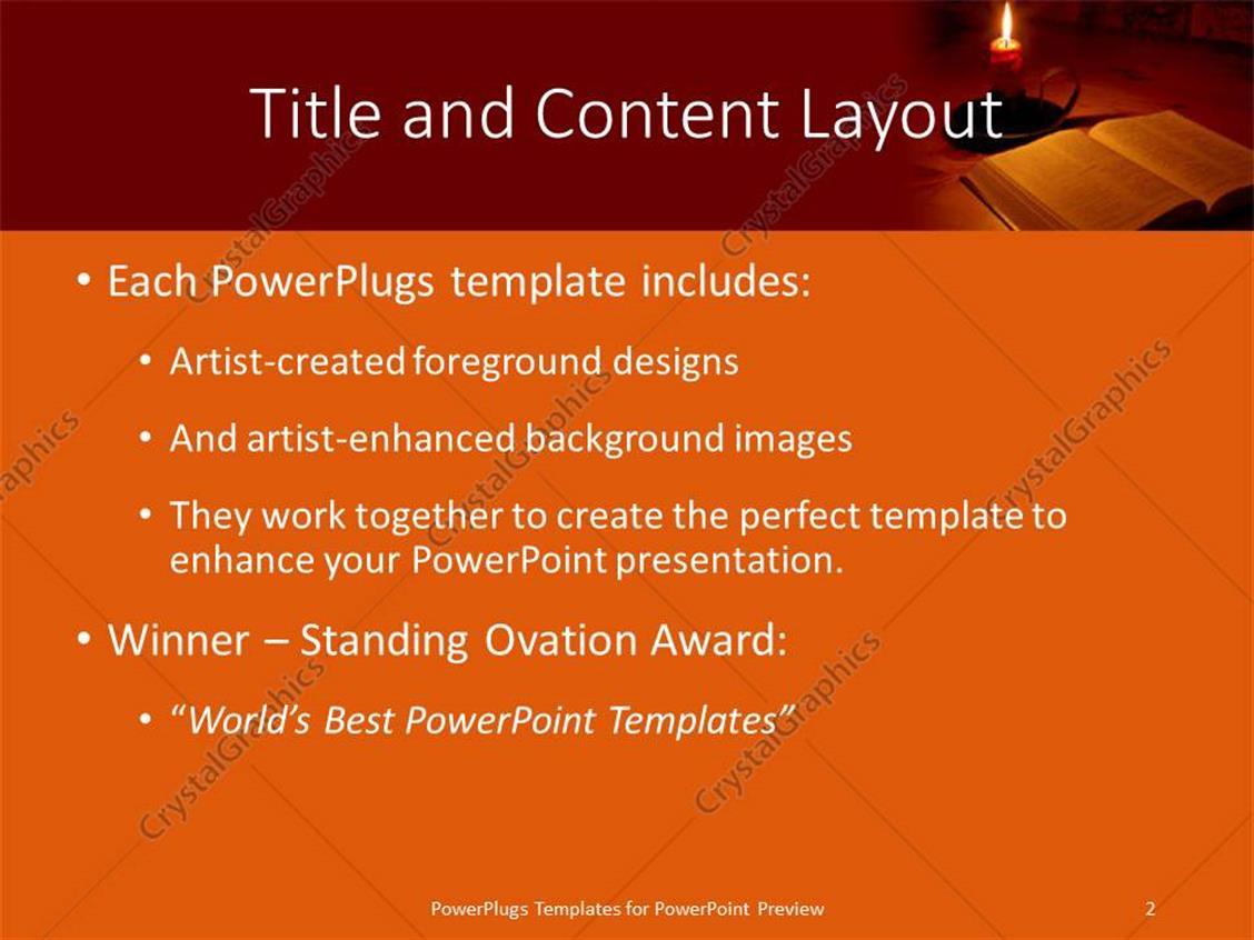 Award powerpoint template militaryalicious award powerpoint template toneelgroepblik Images