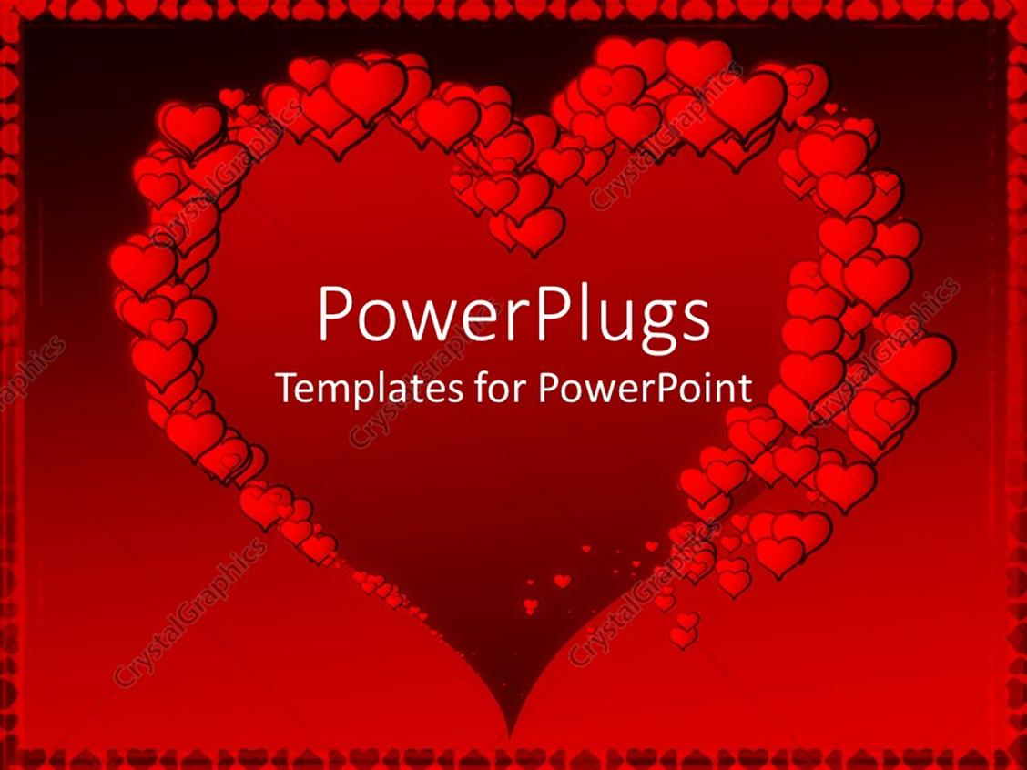 heart powerpoint templates gallery - templates example free download, Modern powerpoint
