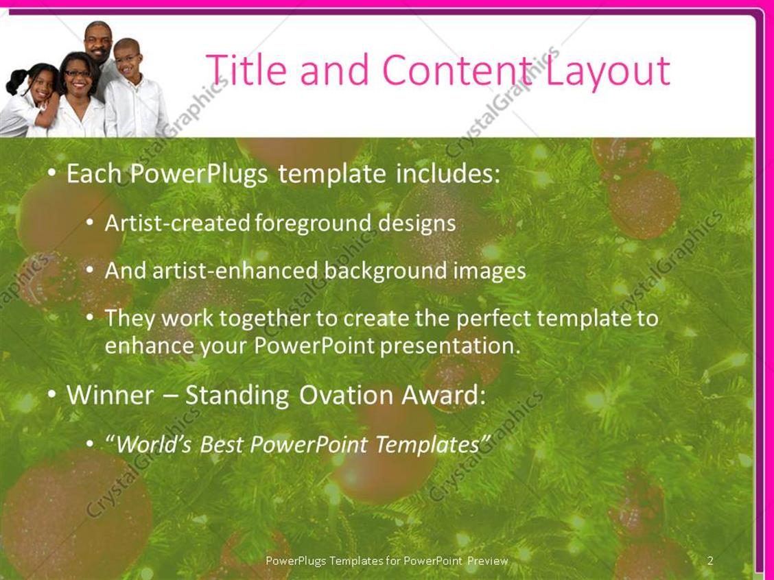 Powerpoint template black american family of four poses beside powerpoint products templates secure toneelgroepblik Choice Image