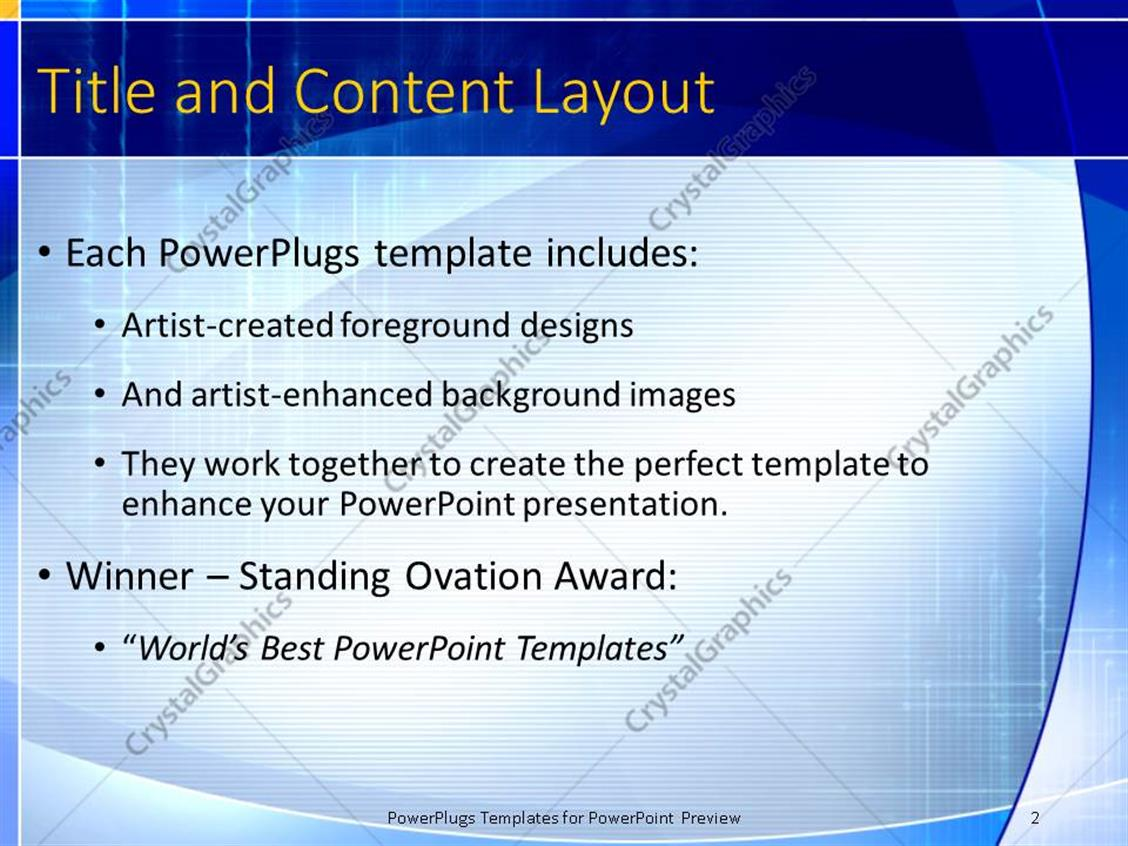 Powerpoint template blue and yellow abstract geometric shapes on powerpoint products templates secure toneelgroepblik Gallery