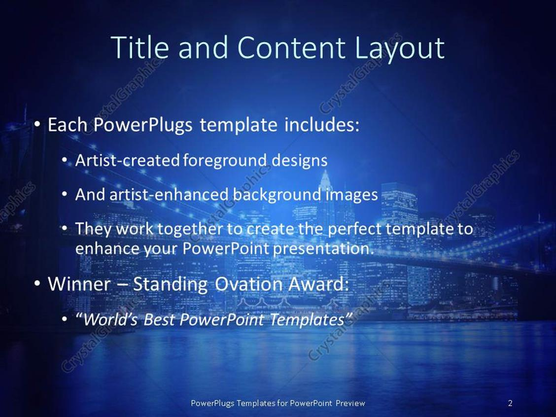 100 new powerpoint template powerpoint template brooklyn new powerpoint template powerpoint template brooklyn bridge and new york city skyline at pronofoot35fo Images