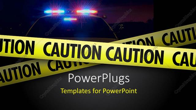 Powerpoint template a representation of a crime scene displaying powerpoint template displaying a representation of a crime scene displaying yellow caution tape toneelgroepblik Gallery
