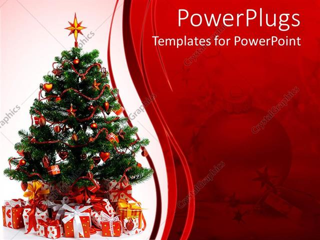 powerpoint templates christmas