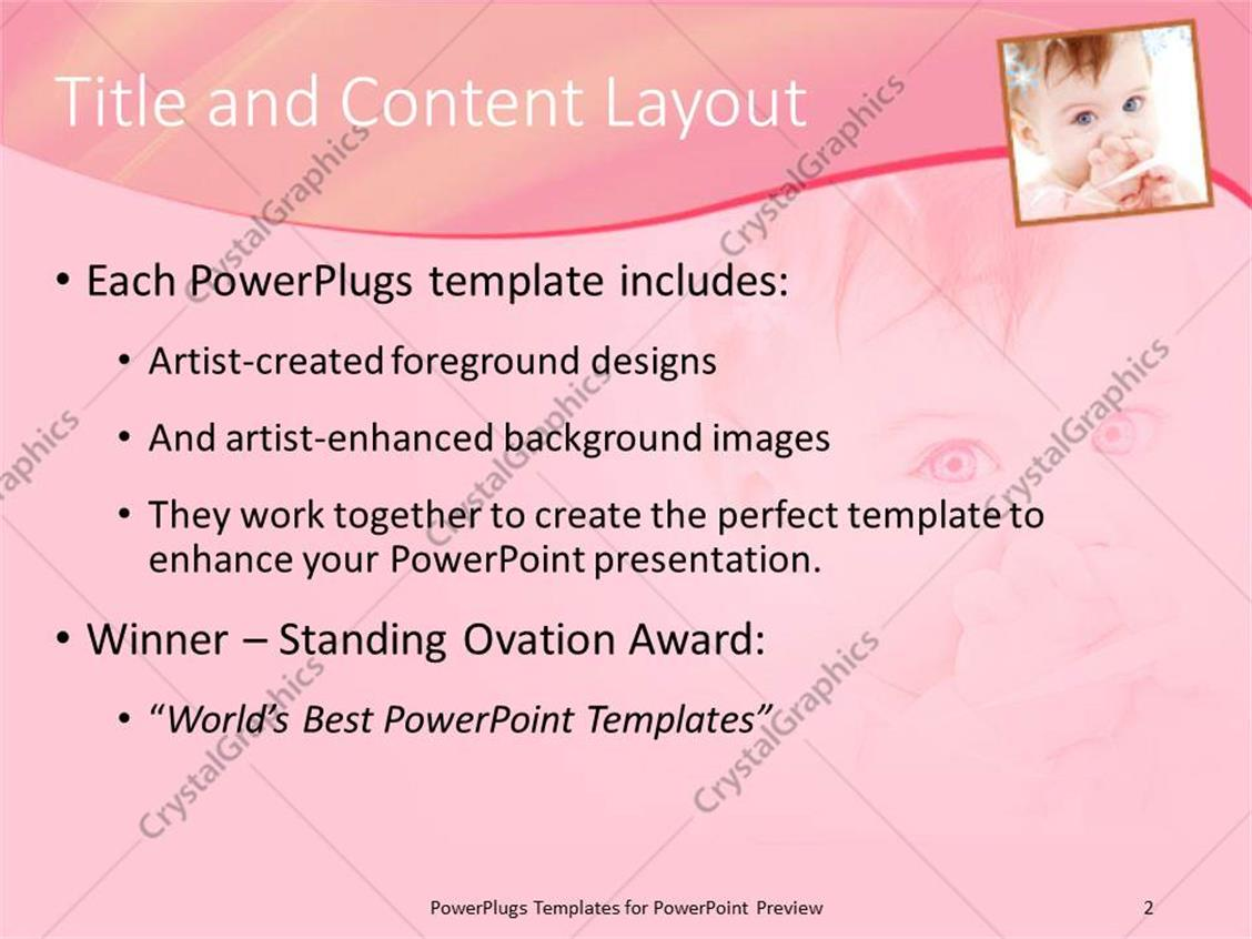 cute baby powerpoint templates choice image - powerpoint template, Modern powerpoint