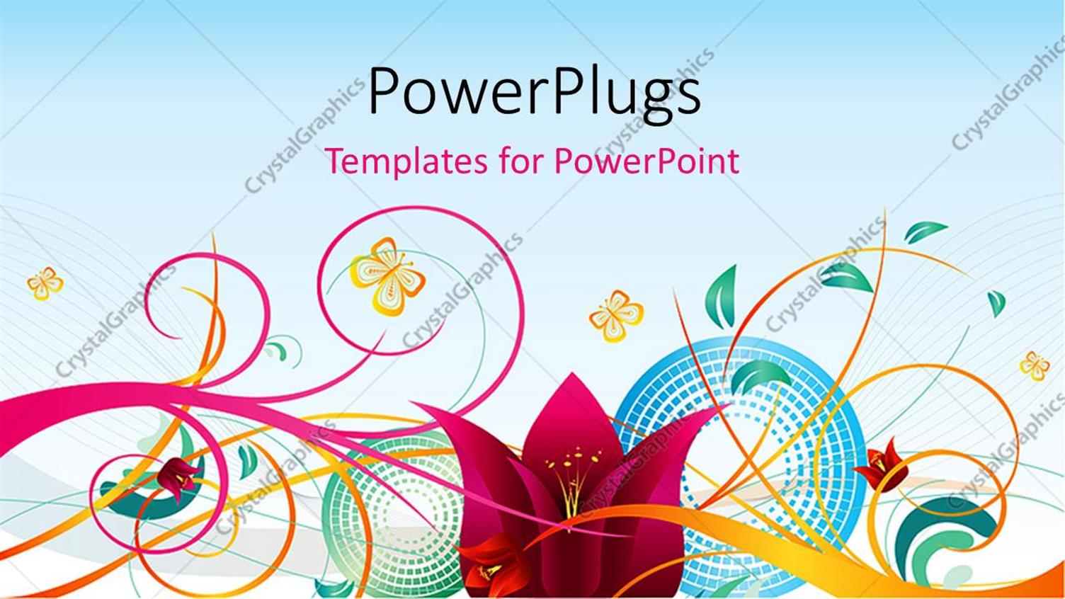 Powerpoint Art Templates