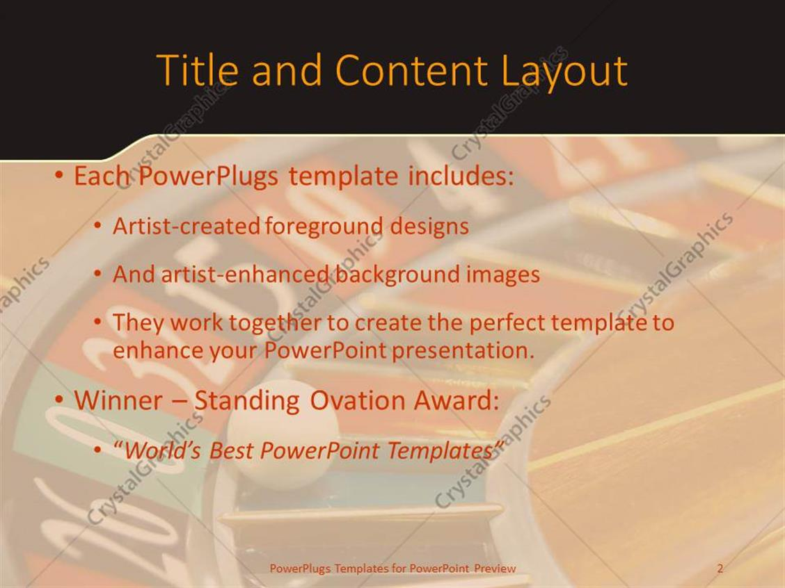 game templates powerpoint image collections - templates example, Powerpoint templates
