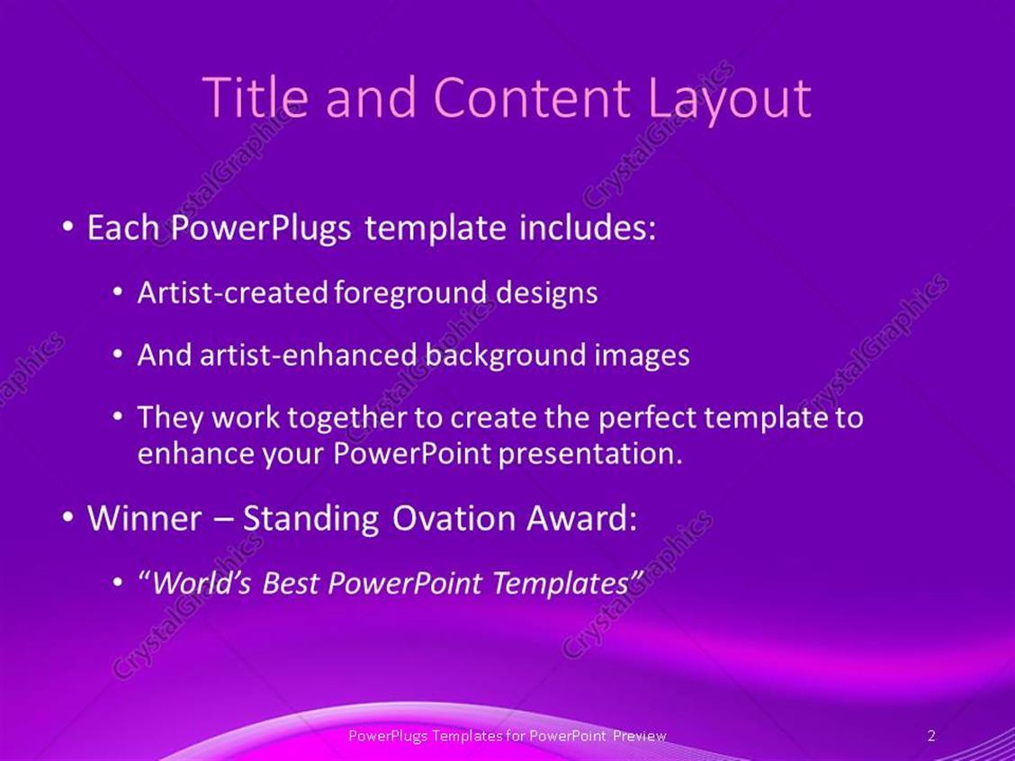 purple powerpoint template choice image - templates example free, Powerpoint templates