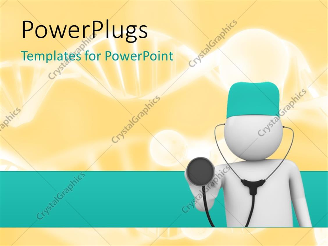 microbiology powerpoint template image collections - templates, Modern powerpoint