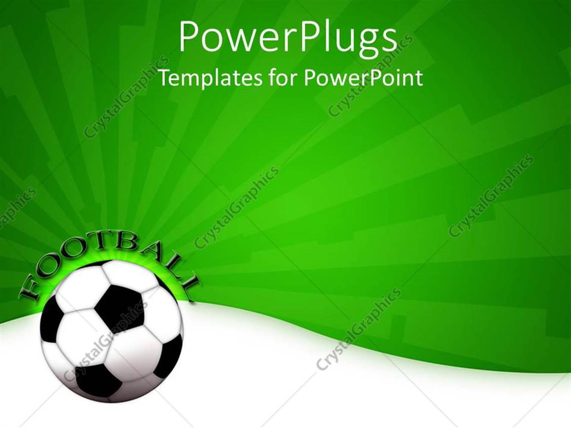 Powerpoint Football Template Mandegarfo
