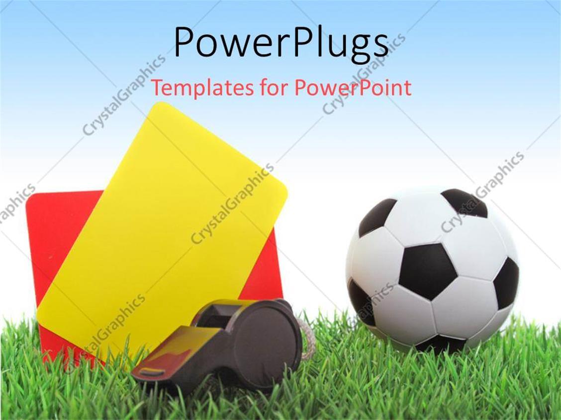 Free Football Powerpoint Templates Mandegarfo