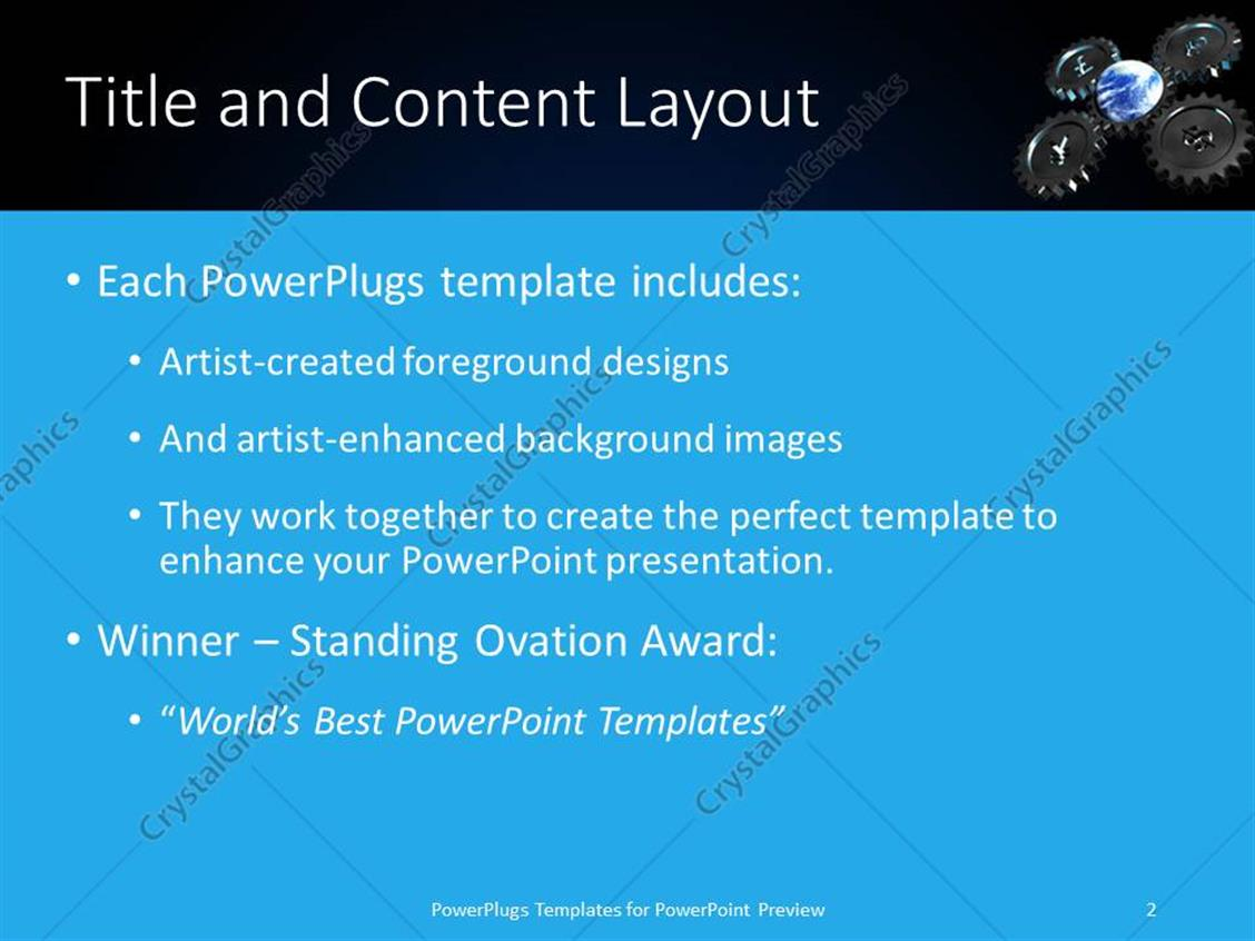 power plugs powerpoint templates choice image - templates example, Modern powerpoint