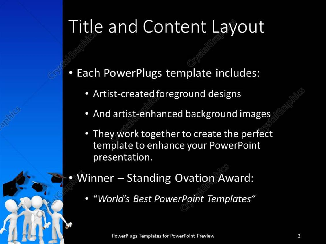 powerpoint template award ceremony gallery - powerpoint template, Presentation templates