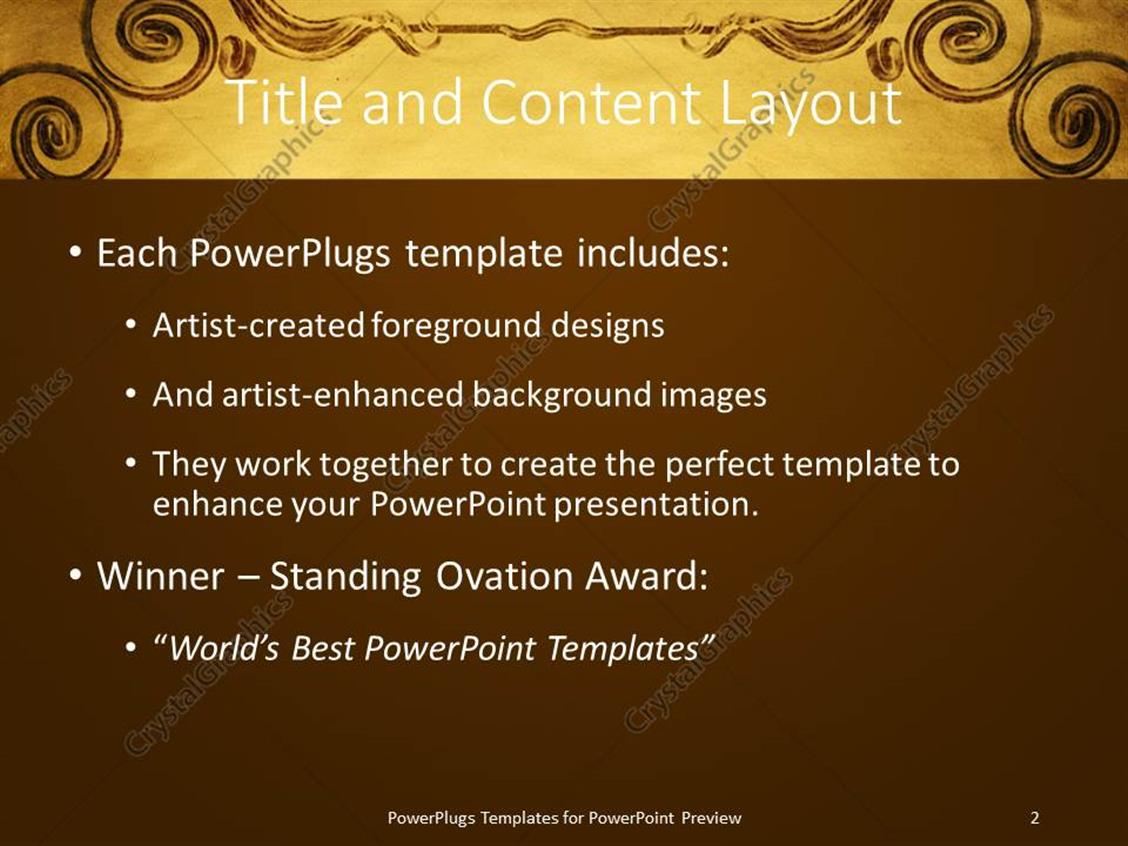 Award presentation powerpoint template brettfranklin powerpoint templates free download awards gallery powerpoint presentation templates toneelgroepblik Choice Image