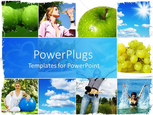 Free Health PowerPoint Templates