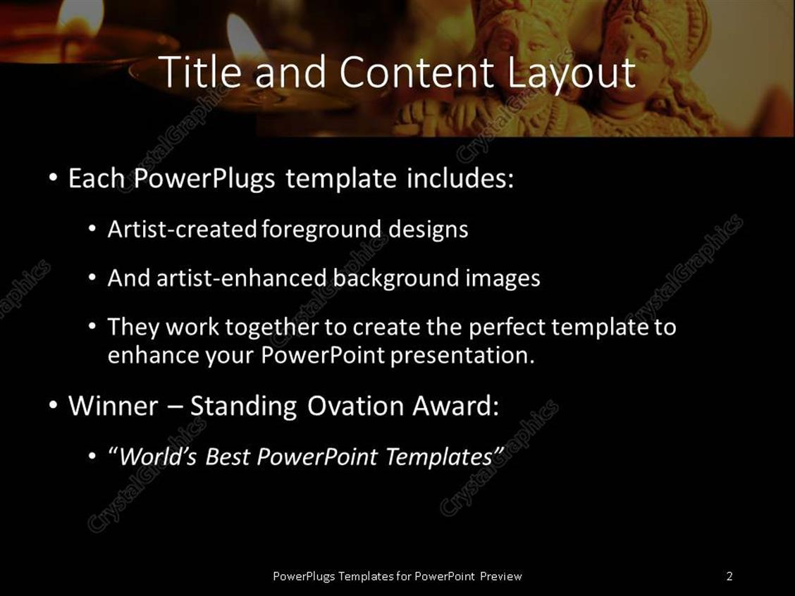 Powerpoint template an idol of a hindu god krishna and radha with powerpoint products templates secure toneelgroepblik Image collections