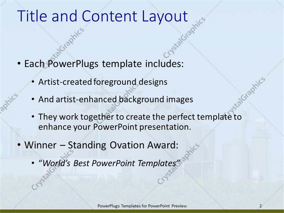 21st birthday powerpoint templates crystalgraphics profit and loss, Modern powerpoint