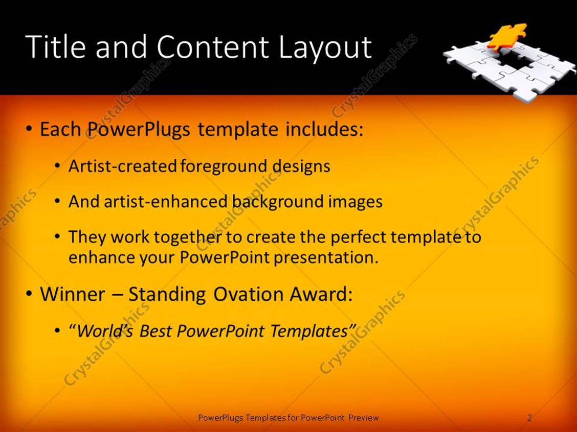 Powerpoint template a jigsaw puzzle missing a piece 18431 powerpoint products templates secure toneelgroepblik Choice Image