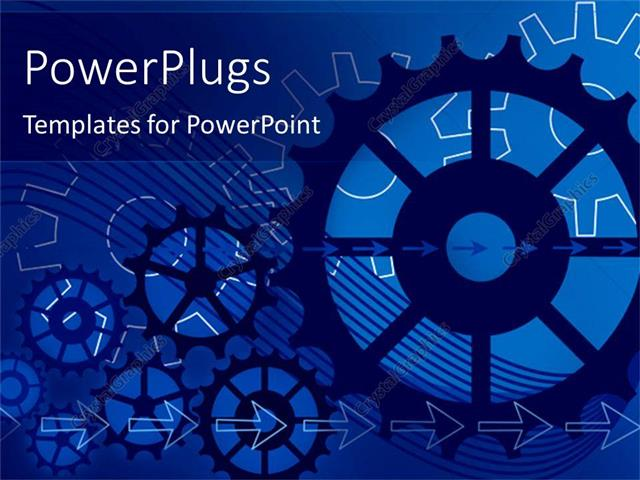 Powerpoint Template Latest Engineering Techniques
