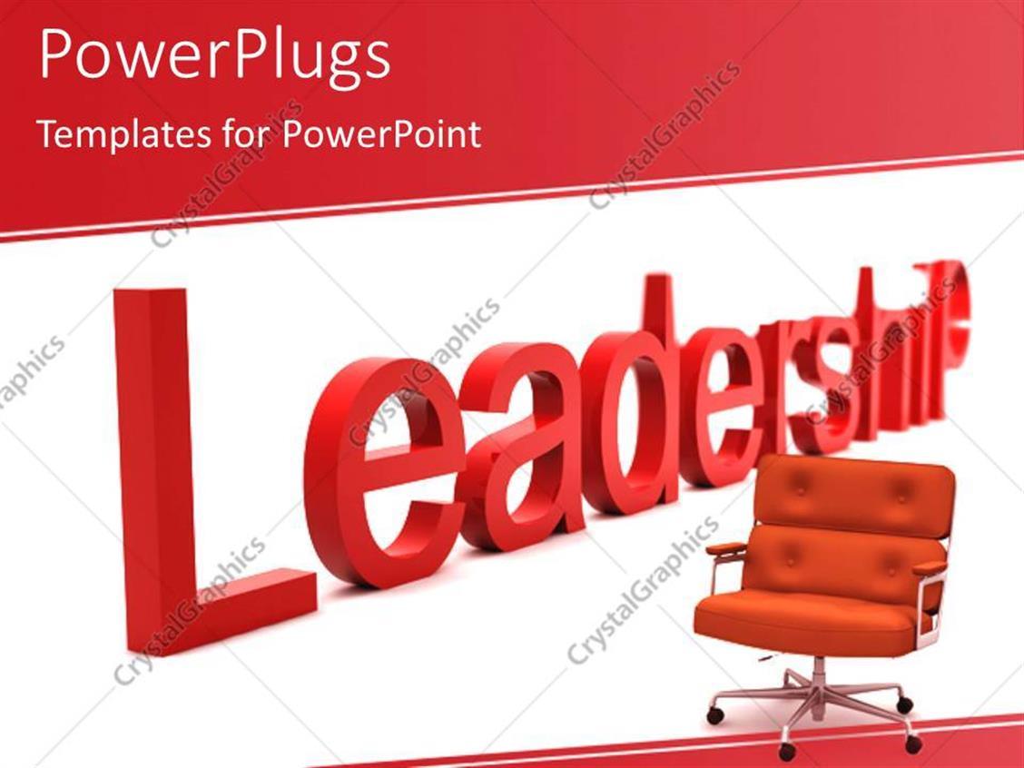 powerpoint template leadership skills 18728
