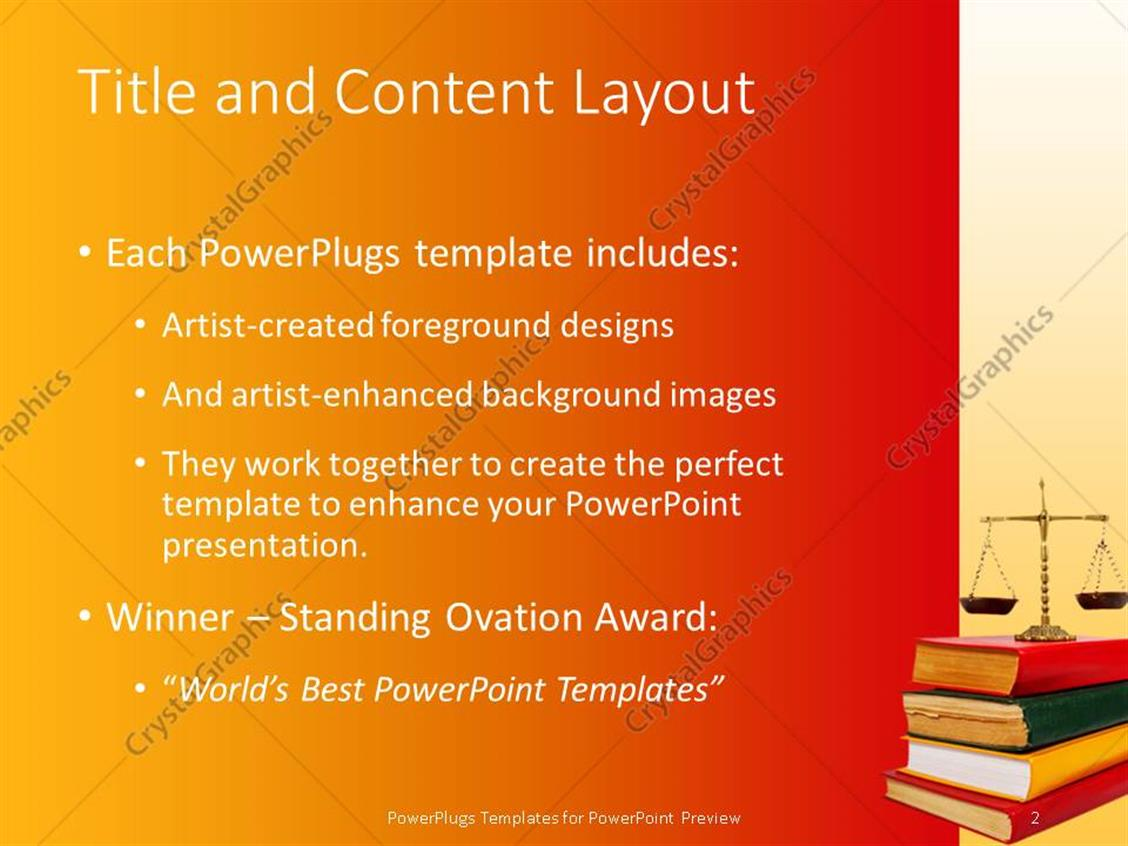 powerpoint templates legal theme choice image - powerpoint, Modern powerpoint