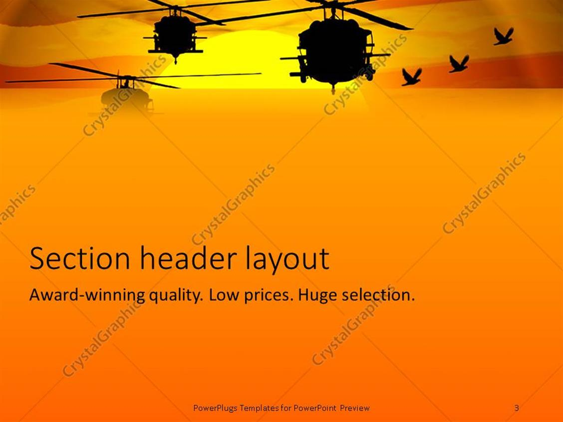 military powerpoint template choice image - templates example free, Modern powerpoint