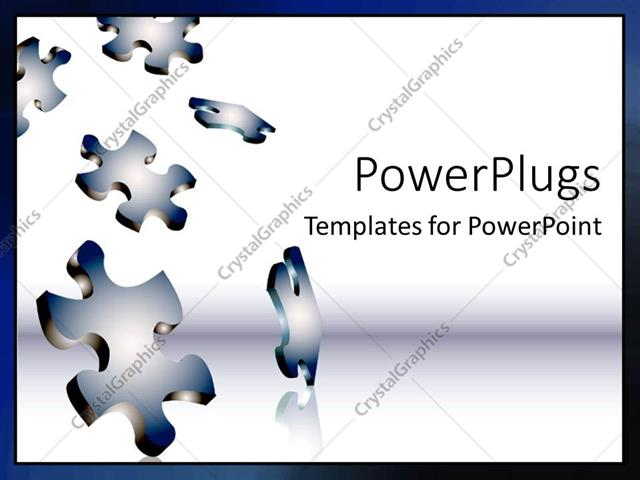 Powerpoint template missing puzzle pieces propose problem and powerpoint template displaying missing puzzle pieces propose problem and solution on a white background toneelgroepblik Choice Image