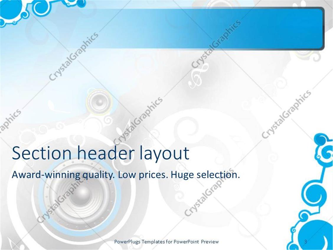 music templates for powerpoint images - templates example free, Powerpoint templates