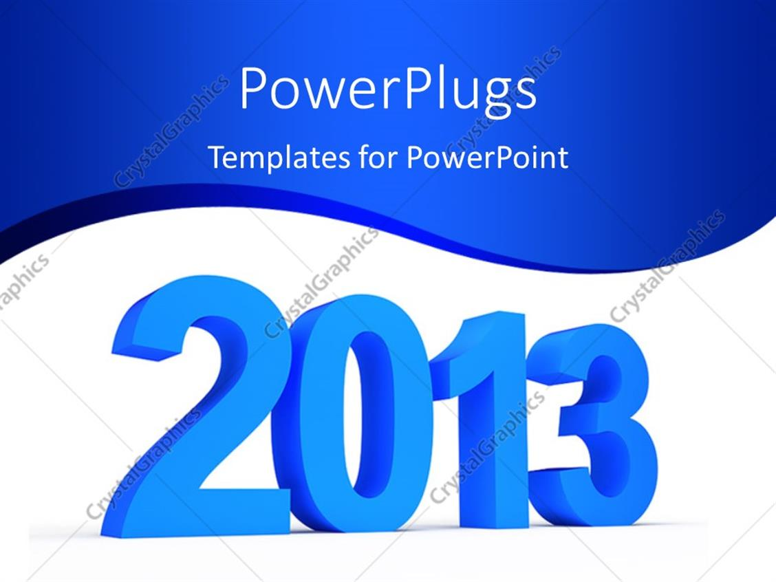 Free powerpoint templates new year 2013 choice image for Powerpoint 2013 template location