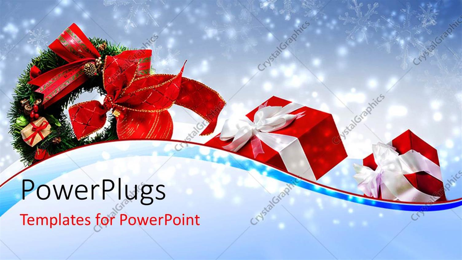Free Powerpoint Templates For Christmas