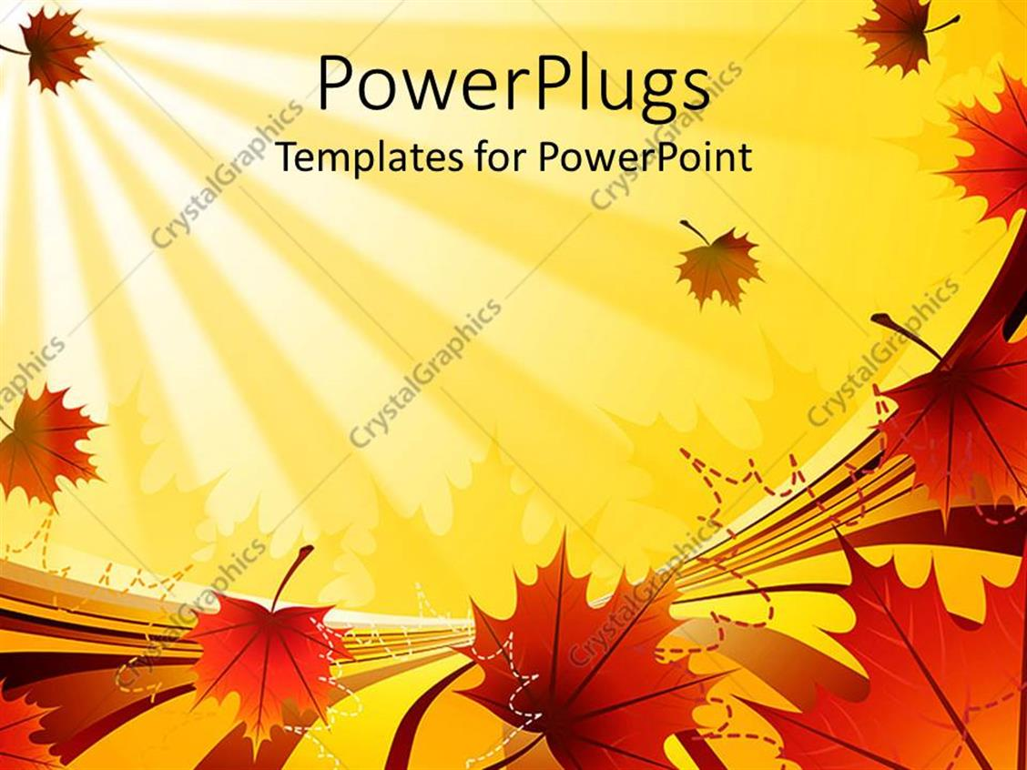 summer powerpoint templates - low onvacations wallpaper image, Modern powerpoint