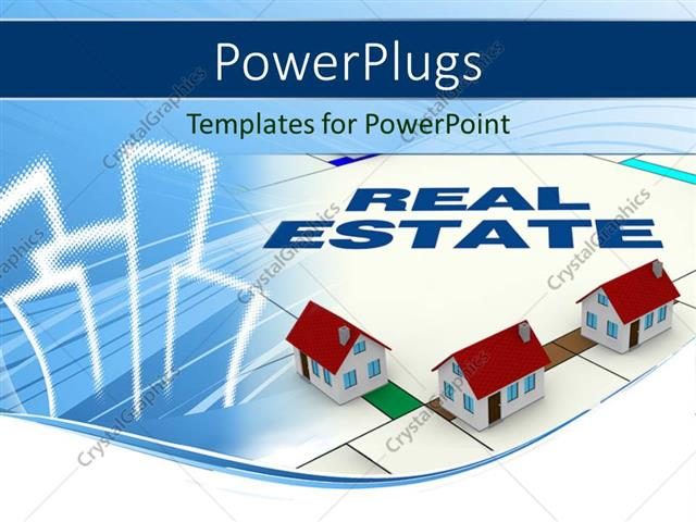 Real Estate Powerpoint Templates