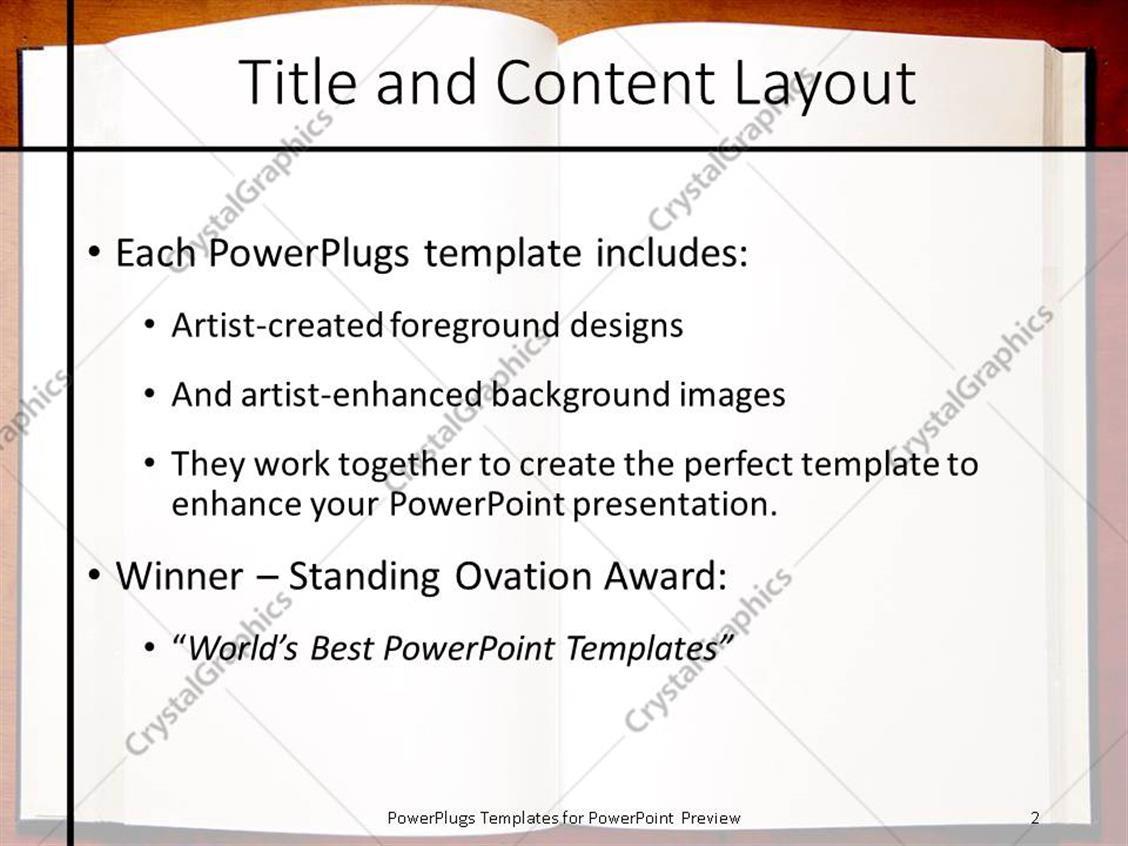 Story book powerpoint template fieldstation story book powerpoint template alramifo Images