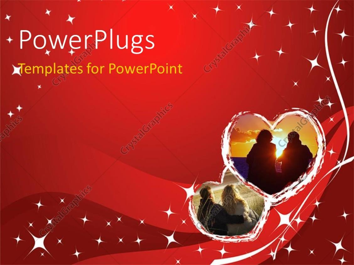 heart powerpoint template. heart powerpoint template background, Powerpoint templates
