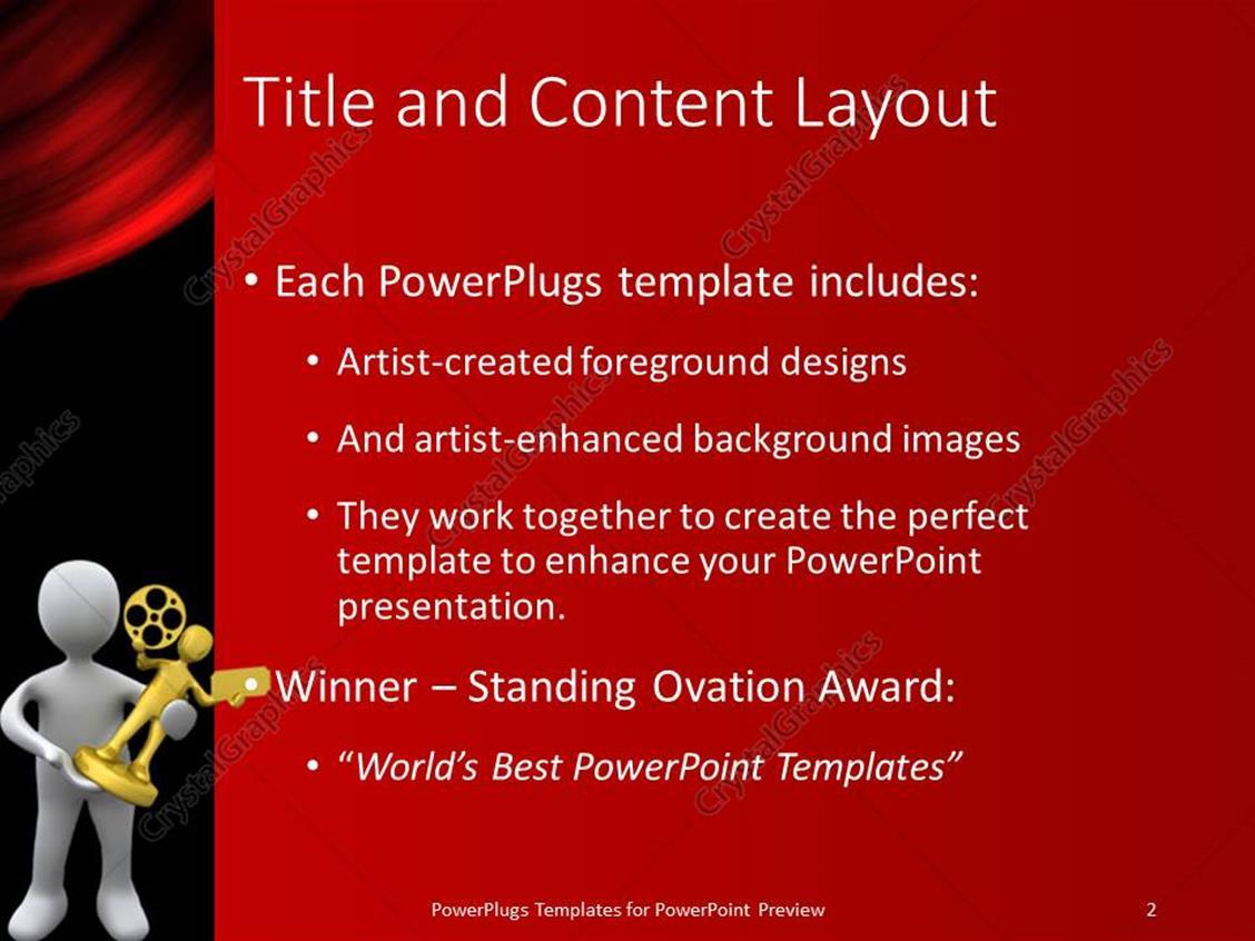 Award template powerpoint targergolden dragon award template powerpoint toneelgroepblik Choice Image
