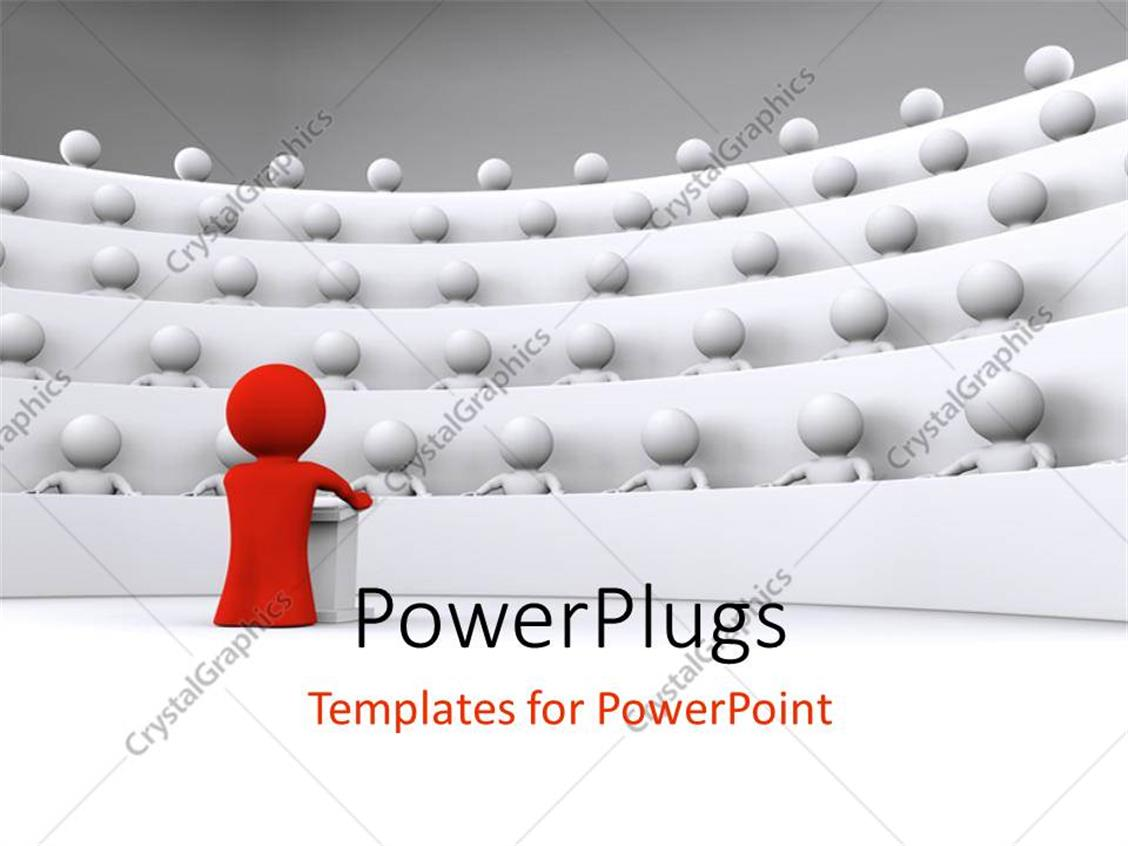 powerpoint template: a person speaking to a number of students (27070), Powerpoint templates